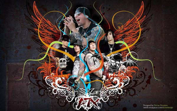 Cool Avenged Sevenfold Artwork